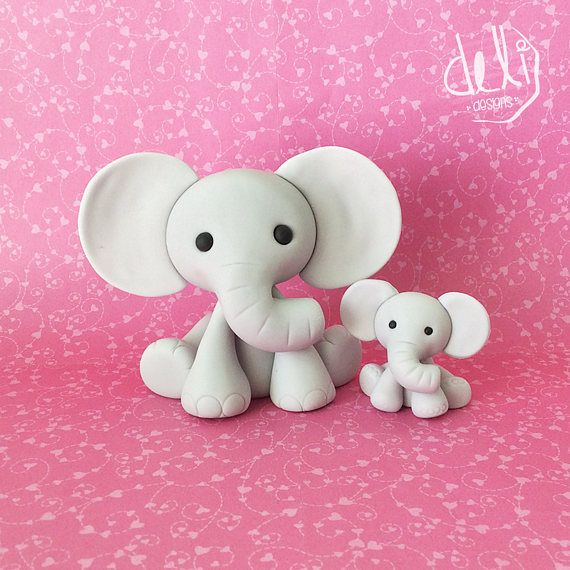 Best 10+ Elephant cakes ideas on Pinterest Elephant baby ...