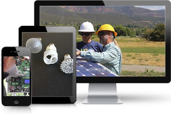 Introduccion A Las Energias Renovables En Linea Energia Renovable Energia Solar Y Curso De Energia Solar
