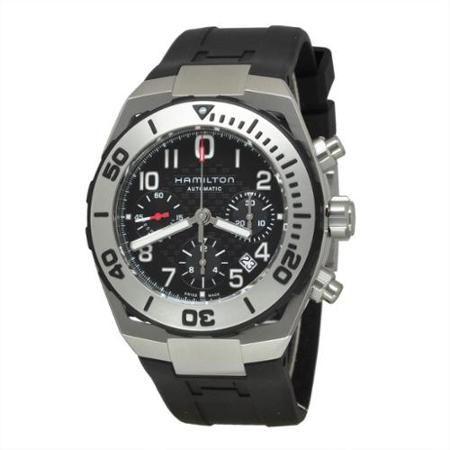 19 best images about luxury watches for men tag hamilton men s h78716333 khaki navy sub black watch