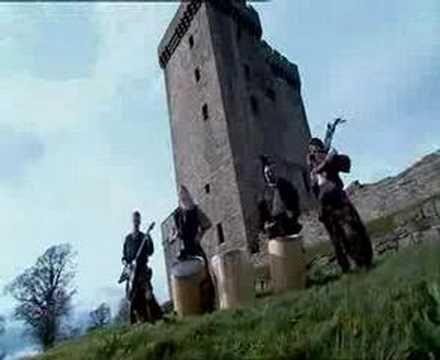 "Saor Patrol 2007 Promo single for ""Full Throttle"" - Upyerockye - Filmed at Clackmanna Tower Fife Scotland"