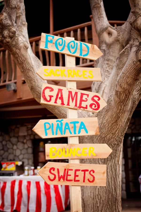 County Fair Party via Kara's Party Ideas | KarasPartyIdeas.com