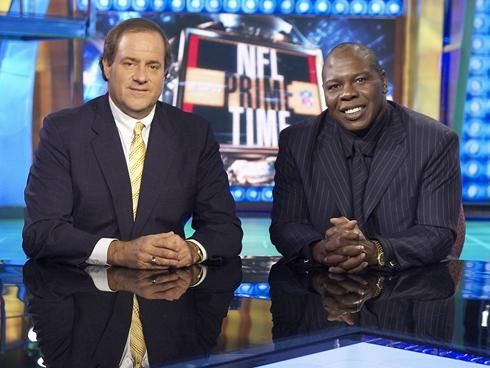 Chris Berman and Tom Jackson