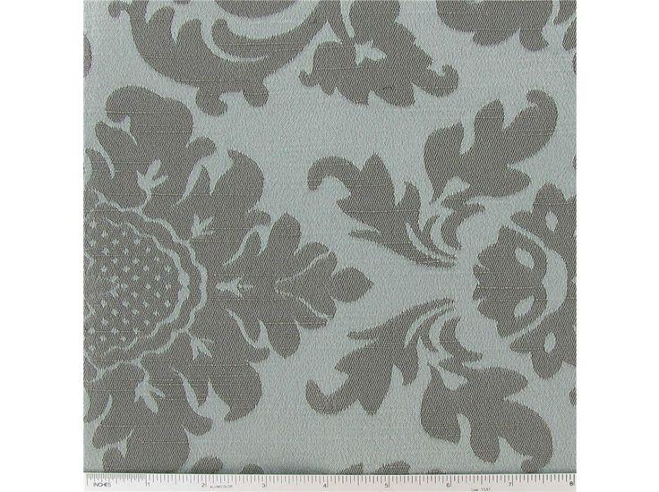 Dec Blue Elegant Floral Home Decor Fabric From Hobby Lobby