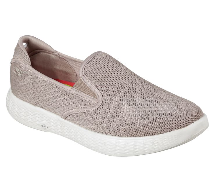 Keep your look cool, casual and super comfortable in the Skechers On the GO Glide