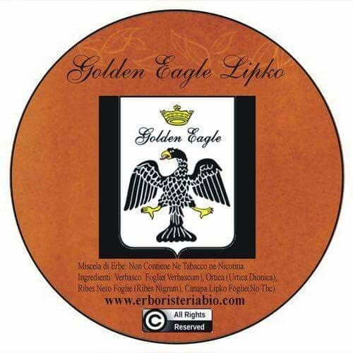 Golden Eagle Lipko http://www.erboristeriabio.com/it/golden-eagle-lipko-2323.html