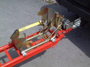 Bump Lock Cradle