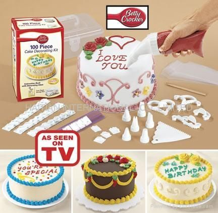 Know To More About Ultimate Professional Cake Decorating Set Please Visit
