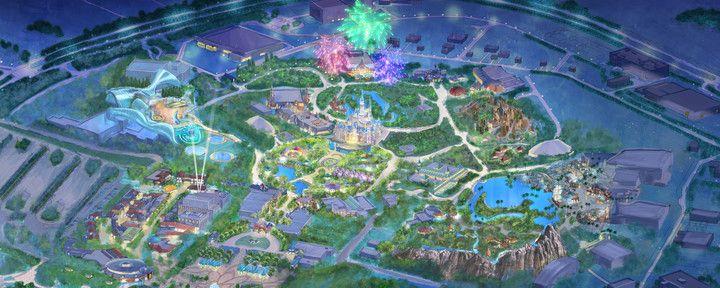 Shanghai Disneyland   Shanghai Disney Resort