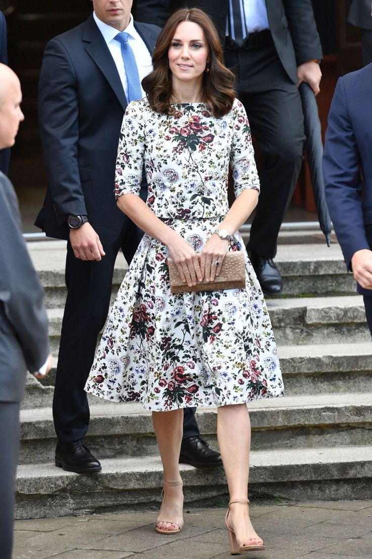 Prince William and Princess Kate Tour Concentration Camp inPoland