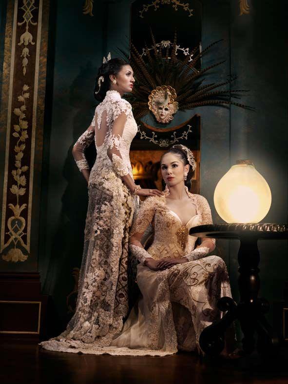 Wedding kebaya inspiration  from http://freyacesare.hubpages.com/hub/KEBAYA-INDONESIAN-NATIONAL-APPAREL