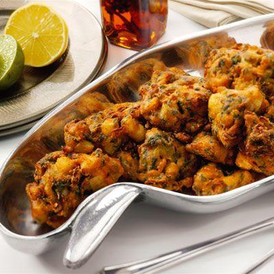 """750g vous propose la recette """"Beignets de légumes à l'indienne"""" notée 4.1/5 par 50 votants."""