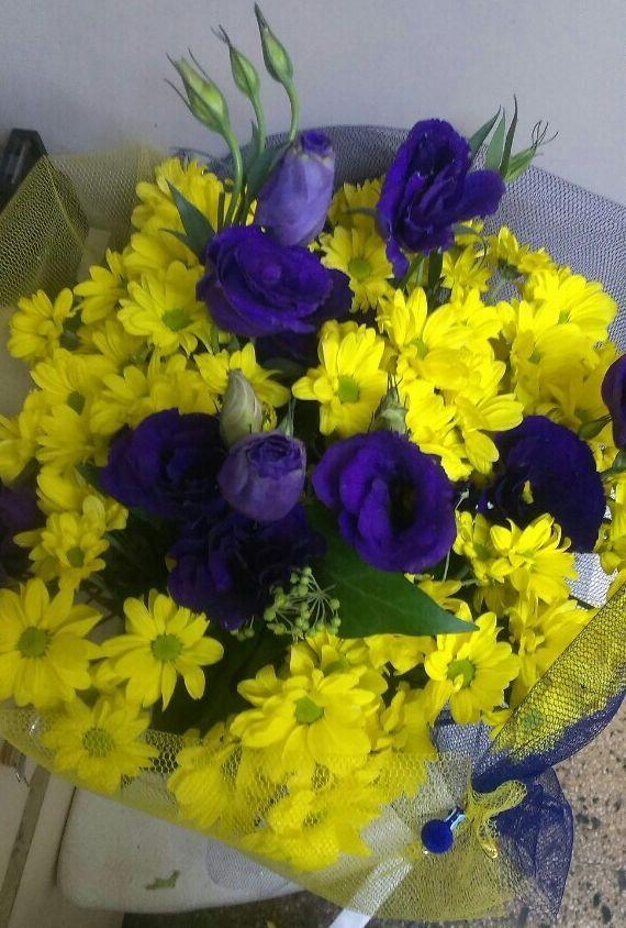 Balıkesir Çiçek Fenerbahçe Aşkı İçin; Fenerbahçe sevgisi her zaman her yerde devam eder. Fenerbahçeliler çiçeklerini bile sarı lacivert seçerler. Balıkesir Çiçek sizlere özel Fenerbahçe Buketi sunar. Balıkesir de Fenerbahçelilerin çiçek aldığı adres