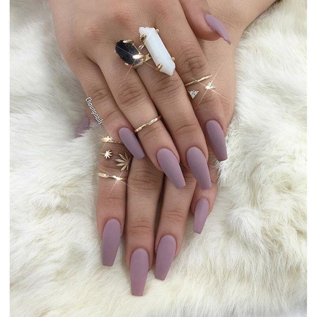 Best 25+ Ballerina nails shape ideas on Pinterest   Coffin ...