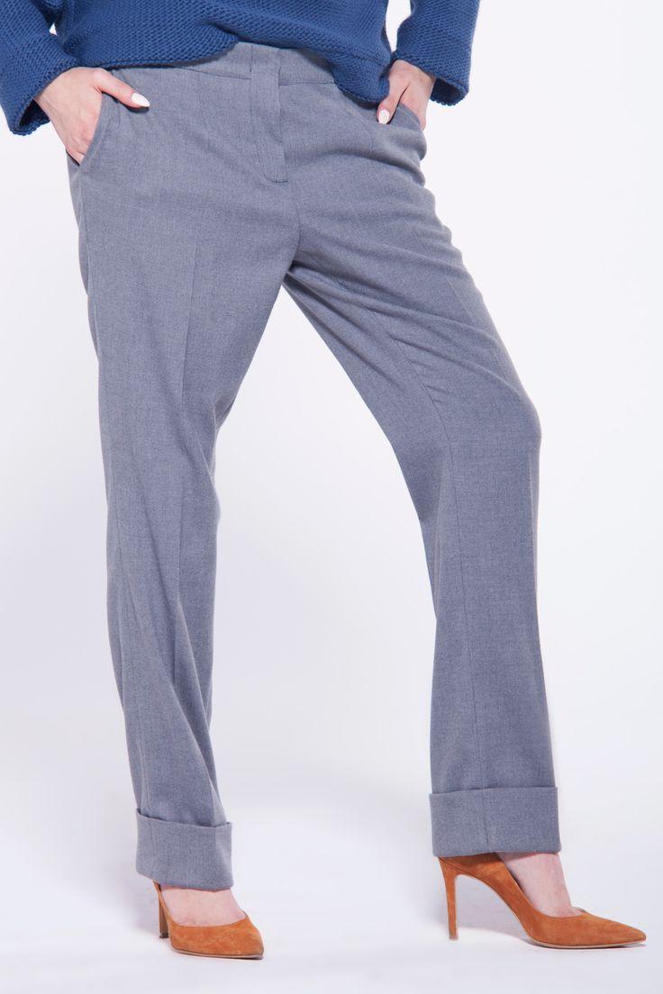 furelle #fashion #trousersofcuff #grey #chic
