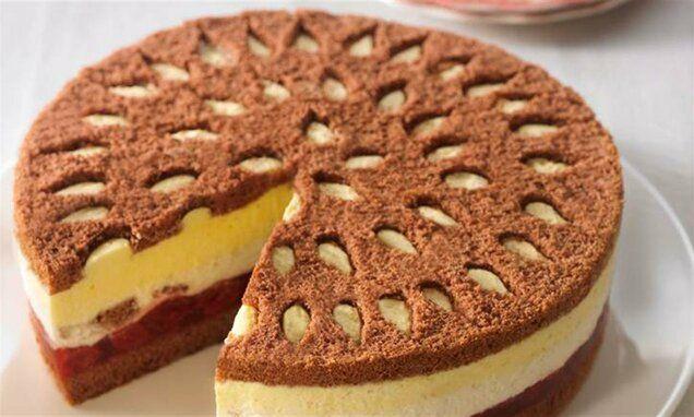 Eierlikor Kirsch Torte Rezept In 2019 Torten Torten Rezepte Und Kuchen