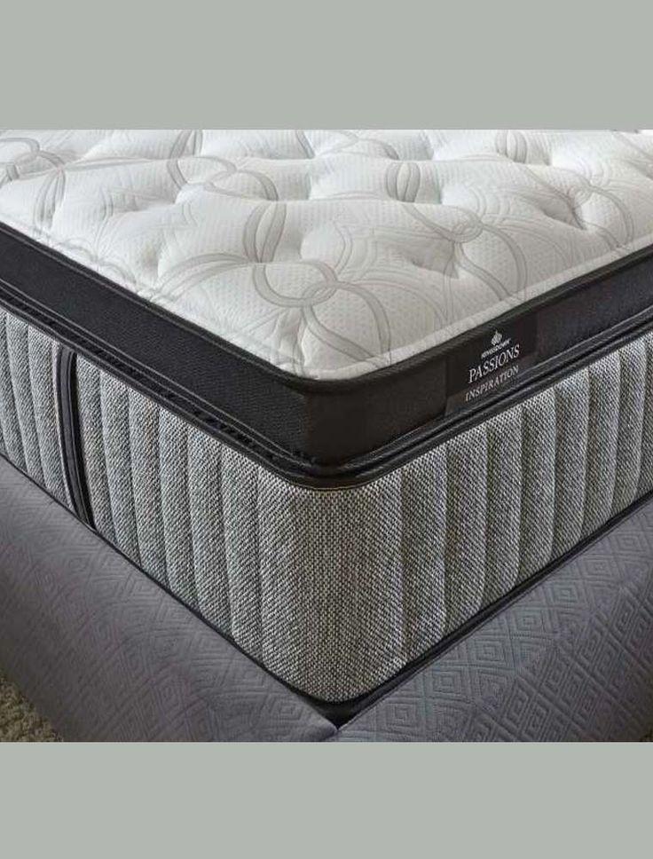 Kingsdown vs Stearns and Foster Smart mattress, Luxury
