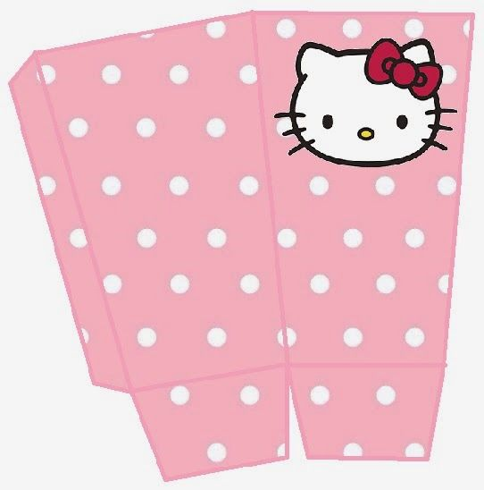 BulutsMom: Hello Kitty Temalı Doğum Günü Süsleri