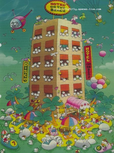 Mordillo (莫迪洛) 漫画 精选 008