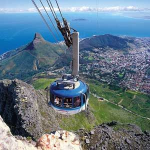 The Cableway, Table Mountain, Cape Town