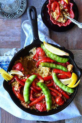 本場スペイン流パエリアを習ってきて、おうちでスキレットで簡単!美味しい! - スパイス大使 -|レシピブログ