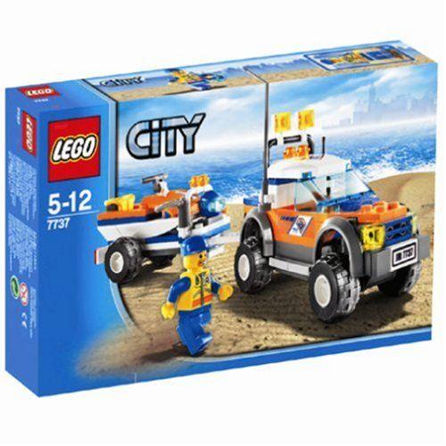 LEGO City 7737 - Geländewagen der Küstenwache mit Wasserjet Lego http://www.amazon.de/dp/B0013V2UX0/ref=cm_sw_r_pi_dp_LKvMub0DW6P55