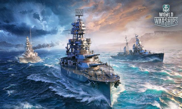 World of Warships Blitz Casts Off January 18 | Gaming News