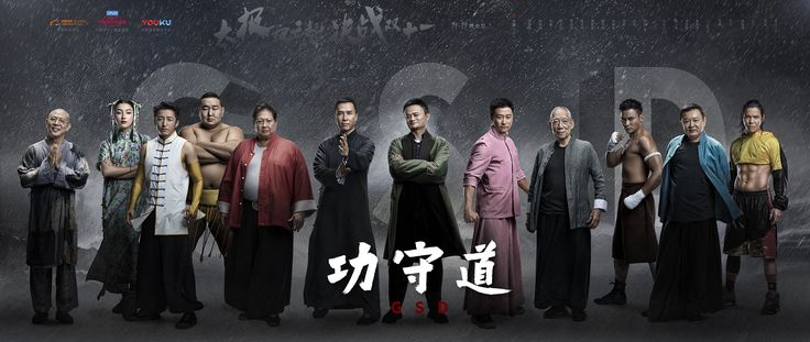 Jet Li, Sammo Hung, Donnie Yen, Wu Jing, Tony Jaa and other expert fighters to star in 'GSD'