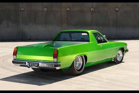 Pro Street WB Holden Ute