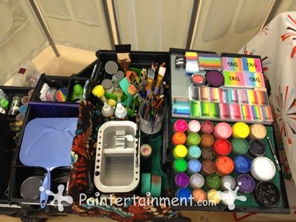 """Paintertainment: """"You Charge HOW MUCH per hour?!"""" - What You are Getting When You Hire a Professional Face Painter"""