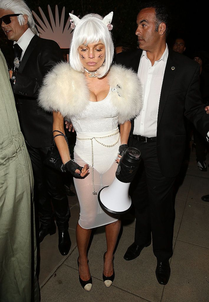 Fashion Girls Would Call Fergie and Josh Duhamel Best Dressed Couple This Halloween