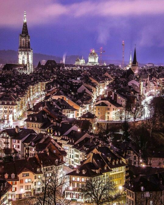 Bern, Switzerland                                                                                                                                                      More