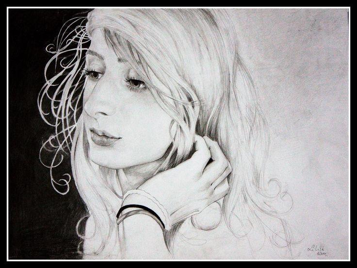 """Wera"" drawing by Rude Mleko"