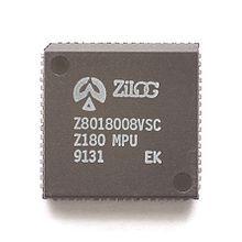 El Zilog Z80 (Z80) es un microprocesador de 8 bits cuya arquitectura se encuentra a medio camino entre la organización de acumulador y de registros generales. Si consideramos al Z80 como procesador de arquitectura de registros generales, se sitúa dentro del tipo de registro-memoria.