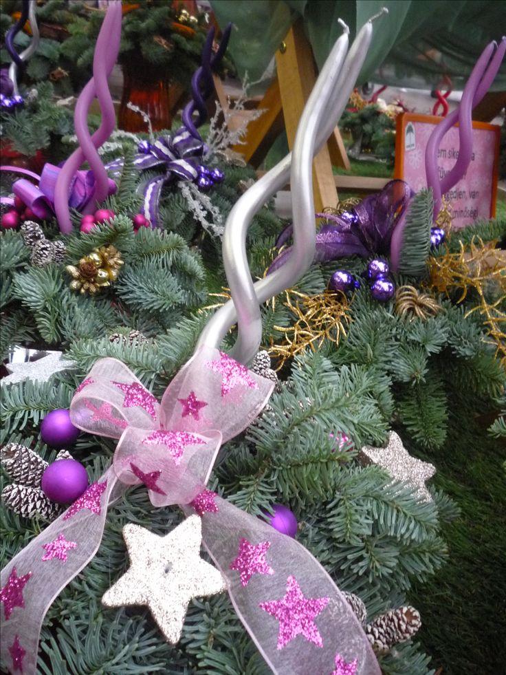 Karácsonyi dekoráció az Oázis kertészetben