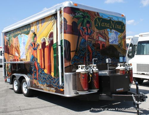 Trailers For Sale Calgary >> 17 Best images about Mobile Food Vendors and their Food Trailers on Pinterest   Mobile business ...