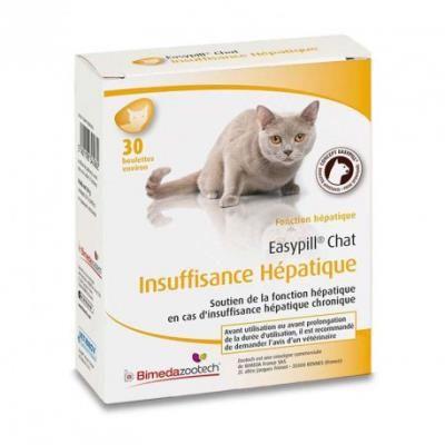 Animalerie  Easypill insuffisance hépatique pour chat