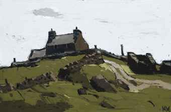 sir kyffin williams paintings - Google Search