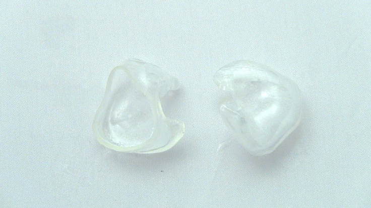 Get your in ear monitors customized today by www.inearcustom.com for only $119 In Ear Custom Clear Bare shell  http://www.inearcustom.com