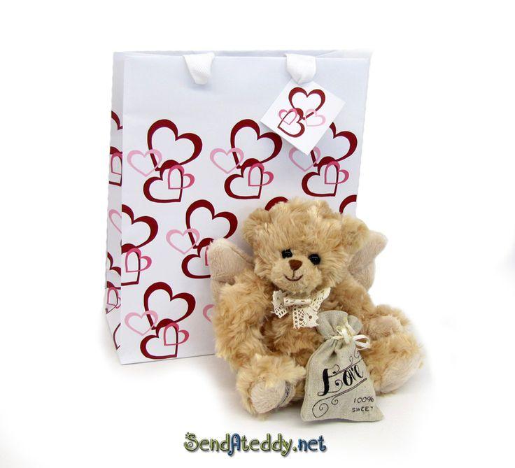 Send your love! #sendateddy #TeddyBears http://www.sendateddy.net/love-teddy-bears.php