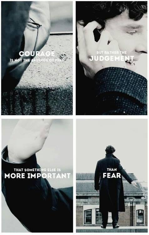 The Reichenbach Fall...such feels! =(