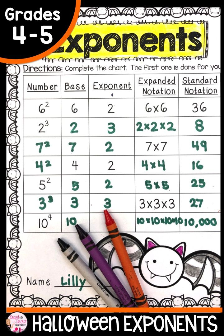 Halloween Fifth Grade Halloween Math Worksheets Fifth Grade Math Third Grade Activities