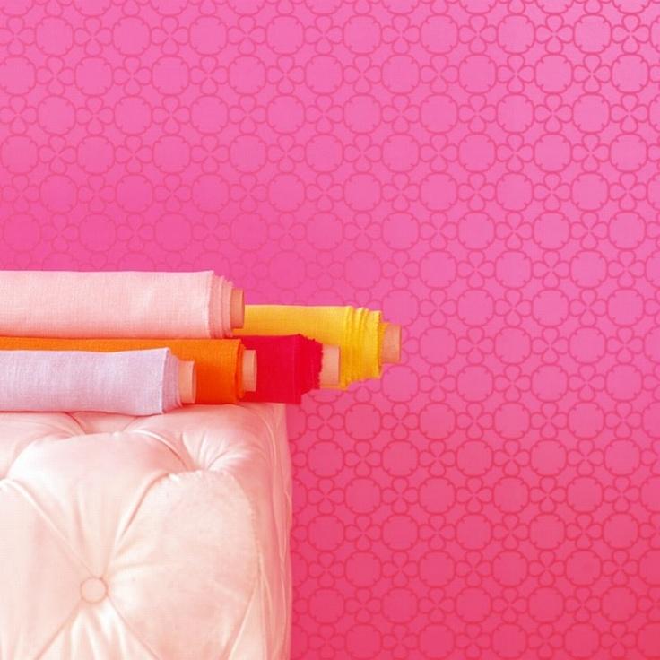 Best Wallpaper Pink For Kura Bed Perhaps 400 x 300
