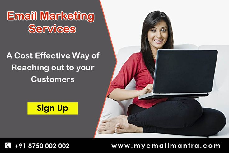 Bulk email marketing can be an efficient way for your business to expand, reach new customers,  or keep your current clients updated on the latest products and services you're offering.  # Call : +91 08750-002-002 # http://www.myemailmantra.com/