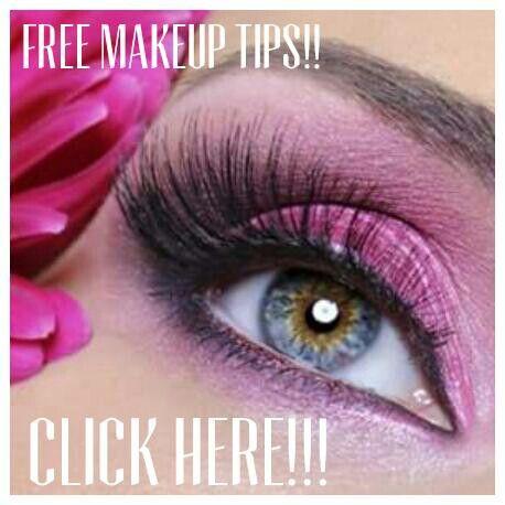Free makeup tips!! www.justbcosmetics.com