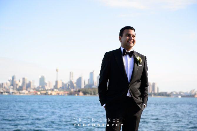 Shahrir - Wedding Photos Bradleys Head Sydney