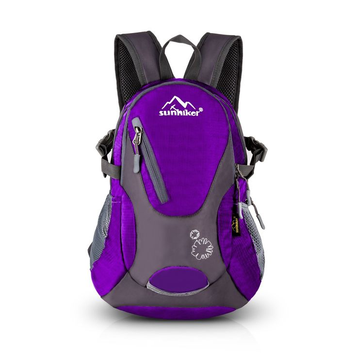 Sunhiker Cycling Hiking Backpack Water Resistant Travel Backpack Lightweight SMALL Daypack M0714 * See this awesome image  : Backpack
