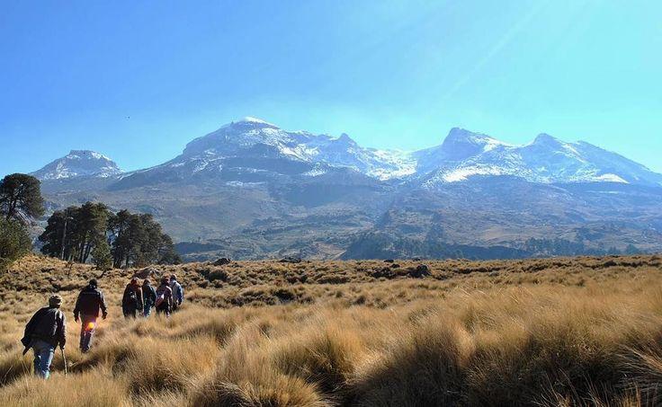 Lo que debes saber para visitar el Parque Nacional Izta-Popo