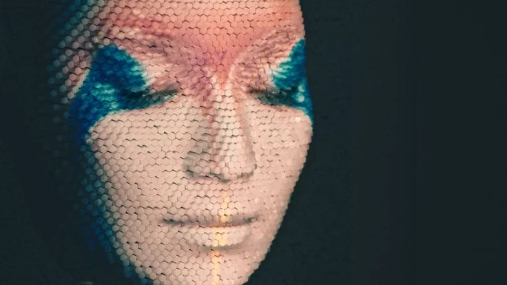real-time face generator / kagami on Vimeo