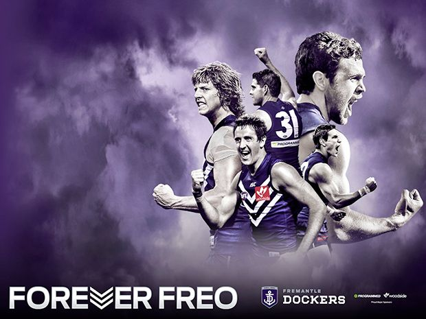 GOTTA LOVE THE DOCKERS - FOREVER FREO
