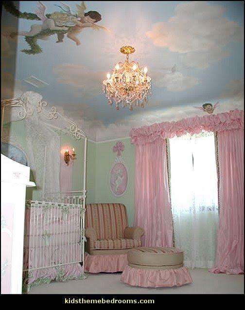 Greek Decor Visit Angel Theme Mythology Decorating Ideas And Super Fancy Wishes Baby Bedroom Nursery